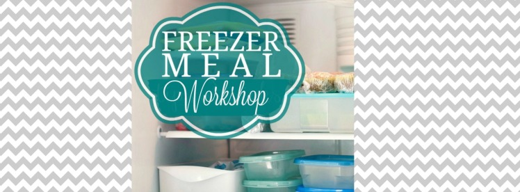 Freezer Meal Workshop